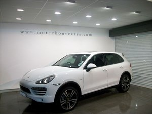 used Porsche Cayenne  [245] Air Suspension in west-yorkshire