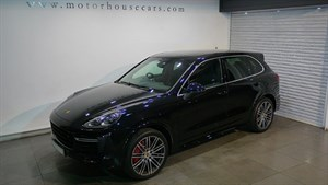 "used Porsche Cayenne GTS ""Huge Spec"" Vat Q, In Stock in west-yorkshire"
