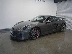"used Porsche Cayman GT4 ""In Stock"" High Spec in west-yorkshire"