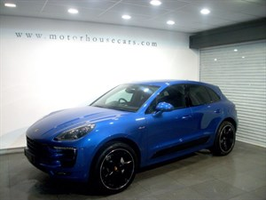 "used Porsche Macan S PDK ""MASSIVE SPEC"" Turbo Look in west-yorkshire"