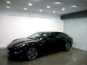 used Porsche Panamera V6 in west-yorkshire