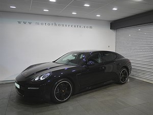 """used Porsche Panamera PDK """"High Spec"""" Low Mileage in west-yorkshire"""
