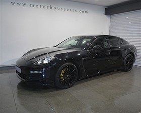 used Porsche Panamera D V6 TIPTRONIC in west-yorkshire