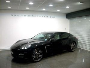 "used Porsche Panamera Platinum Edition ""Air Suspension"" in west-yorkshire"