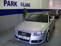 Used Audi A4 TDI S LINE 6 Speed CONVERTIBLE