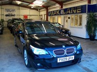 Used BMW 525d M SPORT