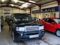 Used Land Rover Range Rover Sport TDV8 SPORT HSE