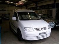 Used VW Caddy £1000 Minimum P/Ex Allowance