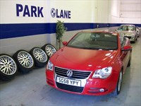 Used VW Eos SPORT TDI Convertible