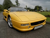 Used Ferrari 355 Spider F1