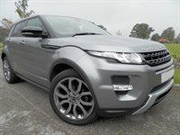 Used Land Rover Range Rover Evoque SD4 4WD DYNAMIC 190HP
