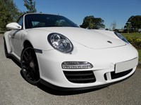 Used Porsche 911 CARRERA GTS CABRIOLET