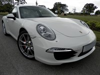 Used Porsche 911 CARRERA S COUPE