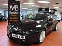 Used Alfa Romeo Brera V6 JTS Q4 6Sp Pan-Roof Full Leather Blue&me USB BOSE