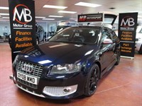 Used Audi S3 S3 Quattro Turbo Full Leather Xenons 4WD BOSE DRL