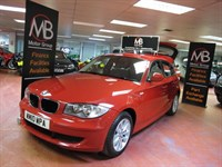Used BMW 116d 1 SERIES ES [Start Stop] 6Sp Only ?30 Tax For Year
