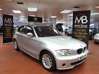 Used BMW 116i 1 SERIES ES iPod/Mp3 AUX Connection