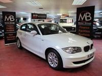 Used BMW 116i 1 SERIES ES [122] 6Sp Sport Seats