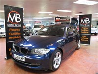 Used BMW 118d 1 SERIES SE [Start Stop] 6Sp Aux