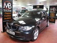 Used BMW 120d 1 SERIES SE [Start Stop] Bury Phone Kit AUX