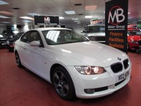 Used BMW 320d 3 SERIES SE 6Sp SPORT Pack New Shape