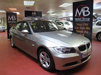 Used BMW 320i 3 SERIES SE [170] Auto Full Leather Heated Seats USB AUX Voice Com- B/Tooth