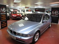 Used BMW 530d 5 SERIES SE Sport Pack Sat Nav Full Leather Heated Seats CDC PDC