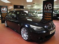 Used BMW 530d 5 SERIES M SPORT Step Auto Full Leather Heated Seats Facelift MDL