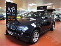 Used BMW X3 2.0d SE 6Sp