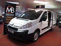 Used Citroen Dispatch 1200 EN-RISE HDI PDC AUX AC 3 Seater ** Finance Available