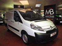 Used Citroen Dispatch 1200 EN-RISE HDI PDC AC AUX 3 Seater ** Finance Available
