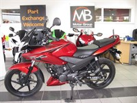 Used Honda CBF M-D CBF125 Learner Legal Commuter