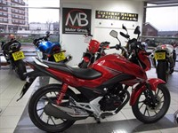 Used Honda CBF125 GLR 1WH-F Learner Legal *** Nationwide Delivery Available