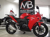 Used Honda CBR R-D Learner Legal Alarm