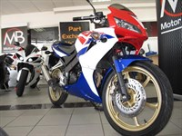Used Honda CBR RW-9 CBR125R **** Learner Legal