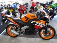 Used Honda CBR R-D REPSOL Learner Legal, *** Nationwide Delivery Available