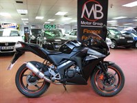 Used Honda CBR R-C CBR 125 6Sp