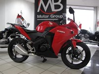 Used Honda CBR R-D CBR125R Learner Legal Alarm