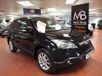 Used Honda CR-V i-CTDi EX Pan-Roof Satnav Full Leather Rev-Cam 108K Miles