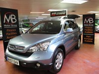 Used Honda CR-V i-CTDi ES MP3 PDC 4WD