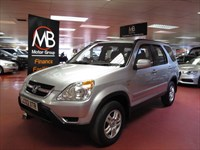 Used Honda CR-V i-VTEC SE Sport Auto Glass Sunroof