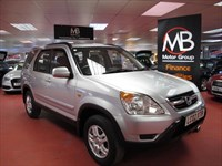Used Honda CR-V i-VTEC SE Sport Auto Glass Sunroof 90K Miles