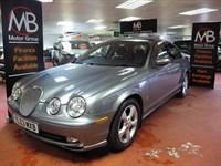 Used Jaguar S-Type V6 SPORT Auto Full Leather PDC