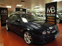 Used Jaguar X-Type V6 SPORT LPG (GAS) Full Leather Seats