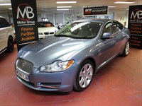 Used Jaguar XF 2.7d Premium Luxury Auto Sat Nav Rev-Cam Full LTH Heated