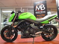 Used Kawasaki ER 650 CAF ER650 Face Lift Model
