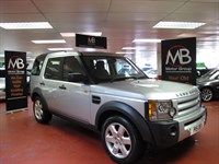 Used Land Rover Discovery Td V6 HSE Auto SatNav Pan Roof Xenons 7 St