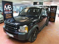 Used Land Rover Discovery Td V6 7 Seat 6Sp