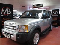 Used Land Rover Discovery Td V6 SE Auto HSE Spec Sat Nav Full Leather 7St Xenons