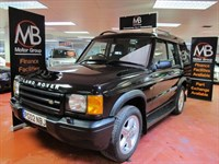 Used Land Rover Discovery Td5 Serengeti 7 Seater